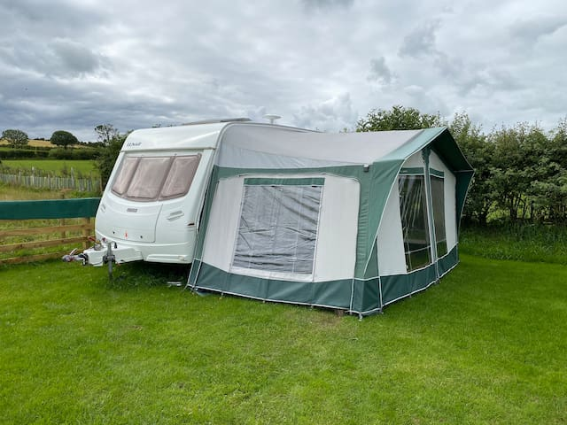 Kirkland Vale Caravan - Lake District