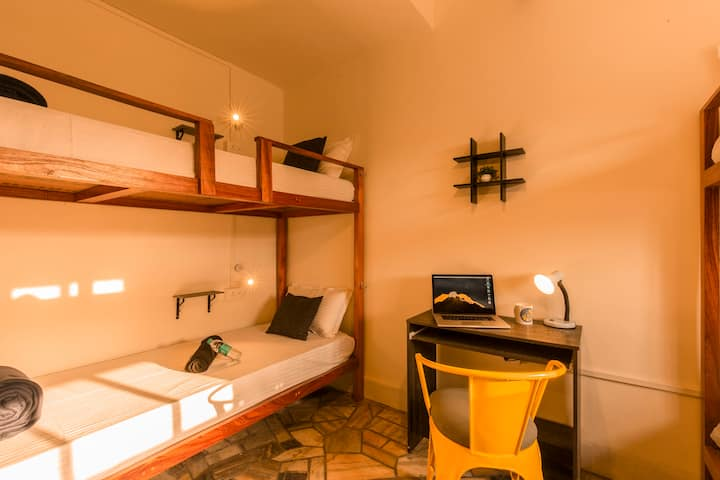 1 bed in premium 4 bed dorm at locomo hostel