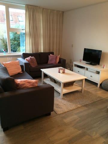 Fijne woning in Alkmaar - Alkmaar - Dům