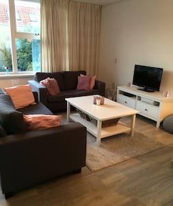 Fijne woning in Alkmaar - Alkmaar - Hus