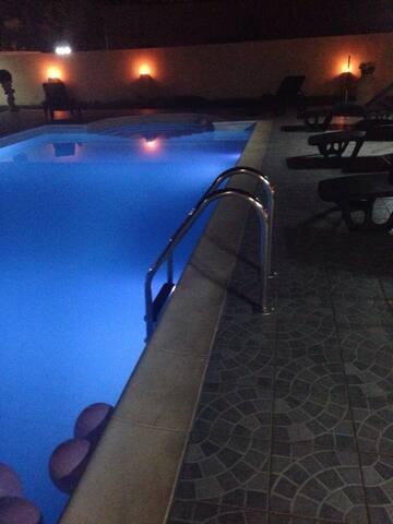 Casa Vacanza Salento1 con PISCINA e BARBECUE