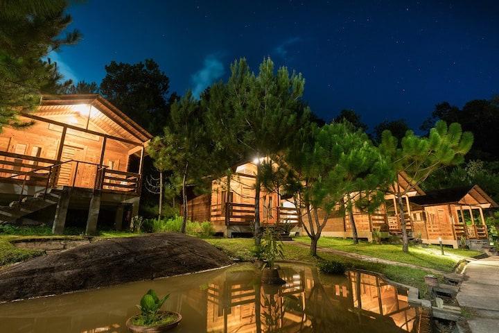 Nature Pinewood Cottage @ Bukit Tinggi, Pahang