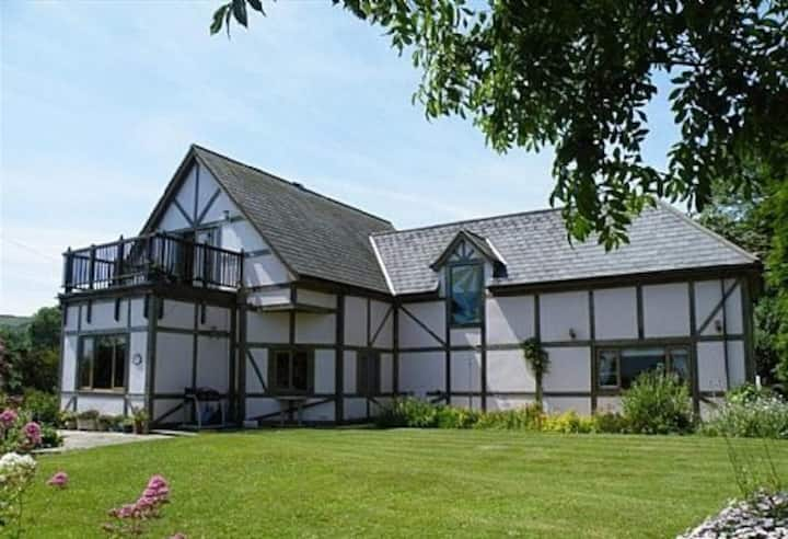 Character home with Sea Views in Superb location