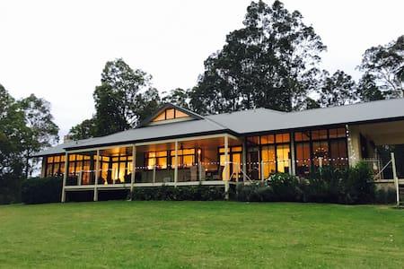 Bellaroo Farm, Beautiful Rural Retreat - Dooralong - Talo