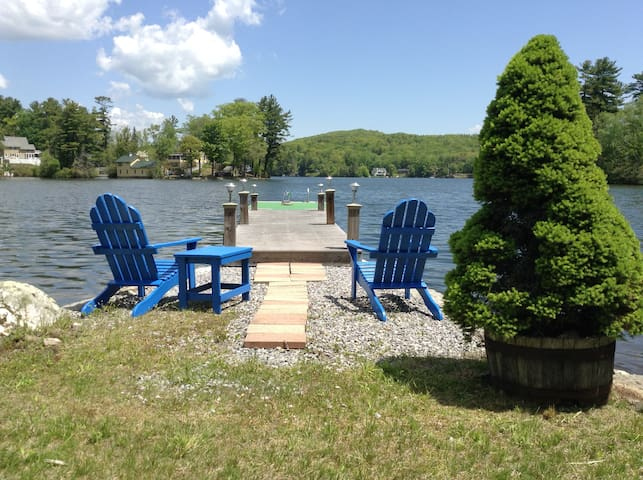Family Friendly Lake Getaway in Litchfield Hills!