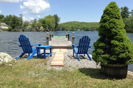 Family Friendly Lake Getaway in Litchfield Hills! - Winchester - บ้าน