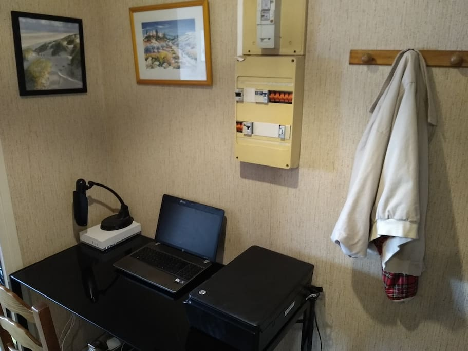 Couloir / Bureau
