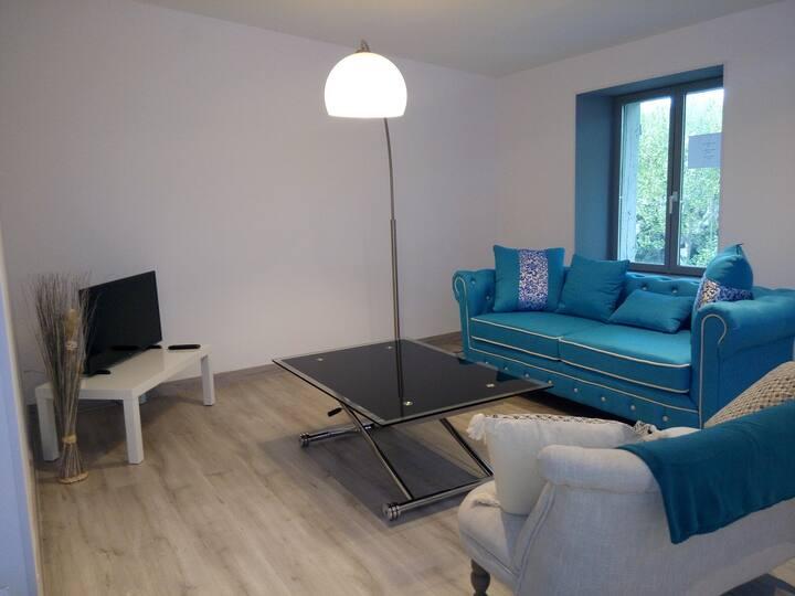 Appartement 6 pers à 10 minutes à pied de la Cité