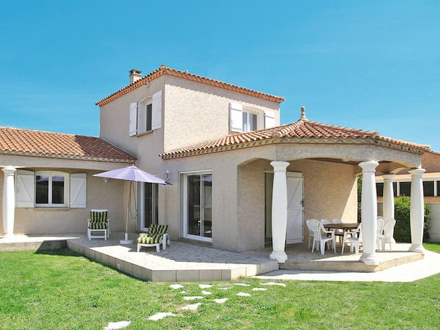 Holiday home in Portiragnes-Village - Portiragnes - Talo