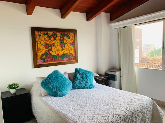 Hotel Lleras Premium-406 Habitación privada