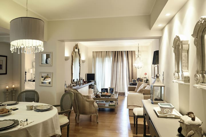 Unique Apartment in the Heart of the City