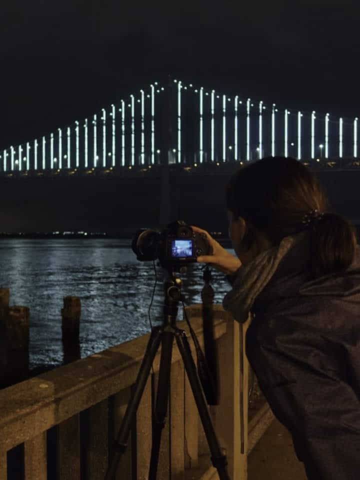 Get Pro Tips On Taking Great Nite Photos