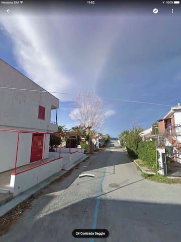 Affittasi casa vicinissima al Mare a Rossano - Gammicella - Wohnung