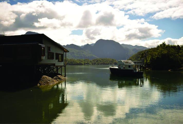 Carretera Austral, Pitipalena Lodge - Raúl Marin B