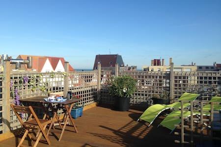 Joli Appartement 40 m2 - 2 chambres - Plage à 50m