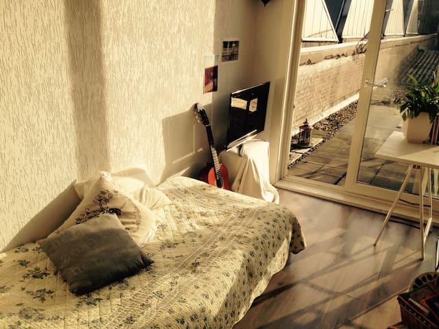Lovely Room Amsterdam South - Amsterdam - House
