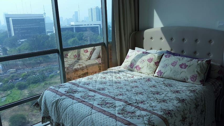 Brand New High Rise Apt for Rent