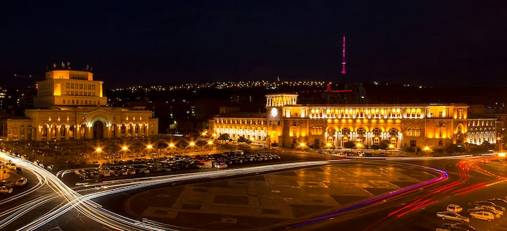 Apartment in center of Yerevan