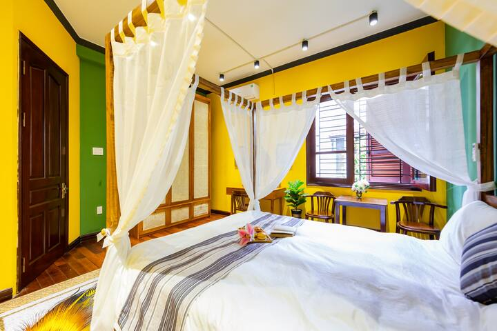 -50% boutique Indochina homestay HN city centre