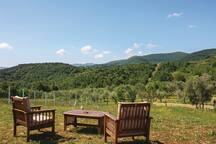 second garden views / vista panoramica