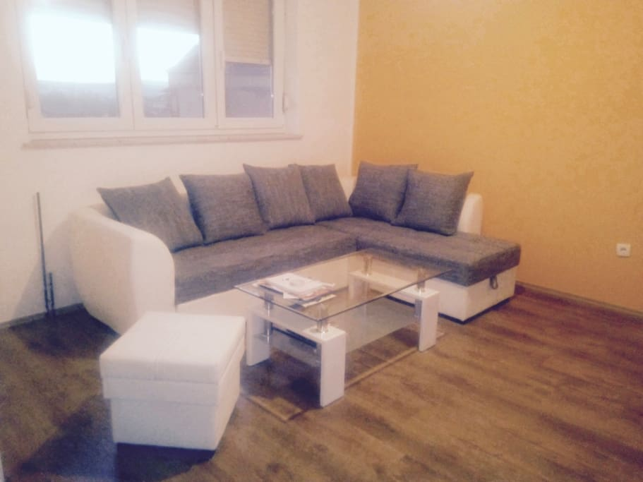 Living Room , Sleeping Sofa for 2, wohnzimmer Schlafsofa für 2