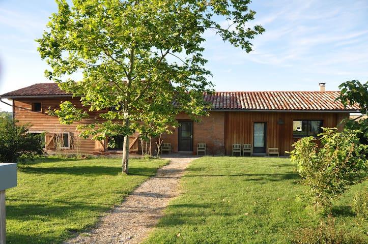 Maison avec piscine proche de Toulouse - Verfeil - Hus