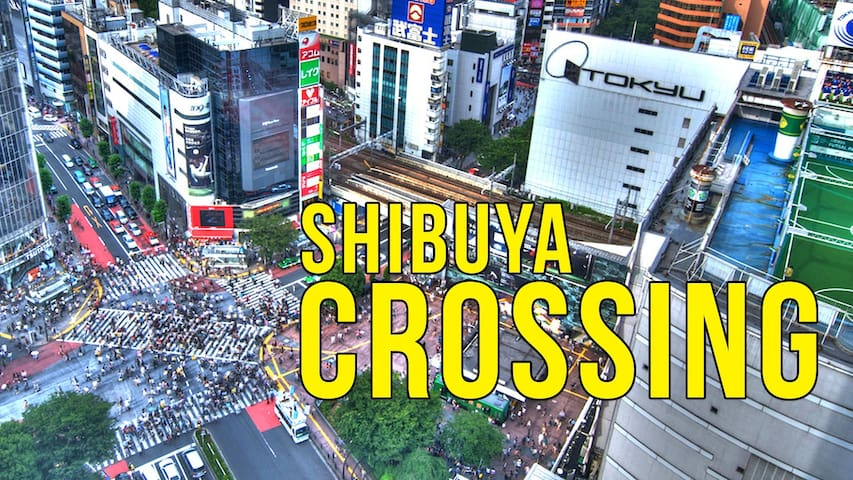 NEW LISTING> NEAR SHIBUYA CROSSING! - Shibuya-ku