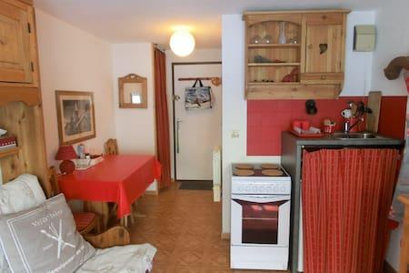 Studio cosy à Tignes 1800