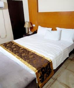 Sunshine hotel Enugu,Nigeria.