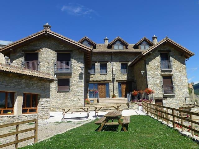 Casa Rural La Solana de Jaca - JACA - Ev