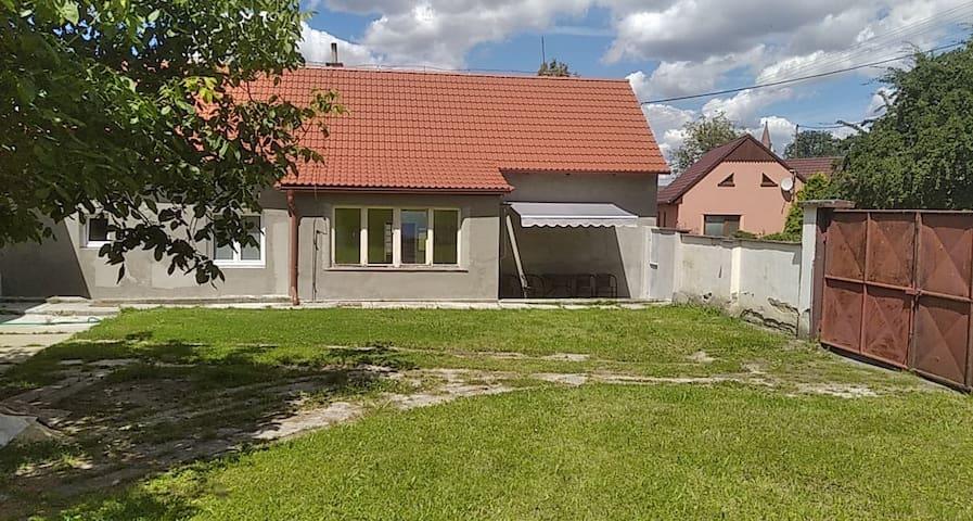 Ubytování v chalupě v Jižních Čechách