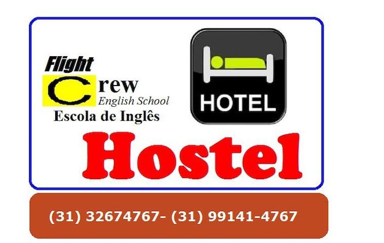Flight Crew Hostel - Pousada