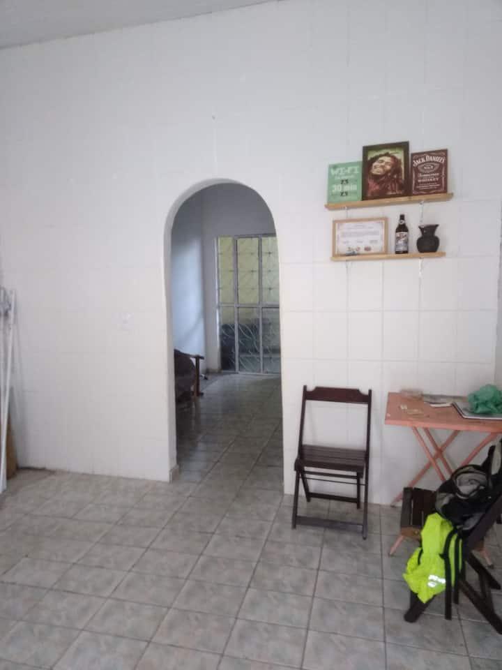 Casa 2 quartos Cavalcante