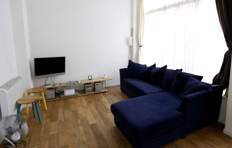 Apartment/ flat - Paris - Shchekino - Apartamento