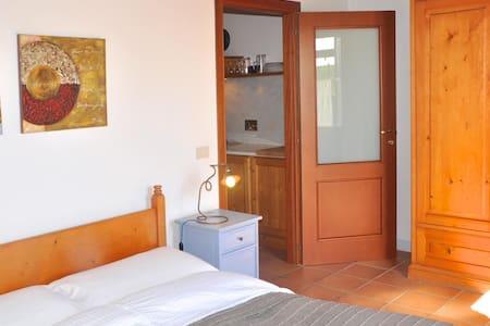 Between Umbria and Tuscany - Castiglione del Lago - Apartamento