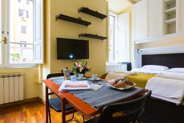 Small apartment centre of Rome - Roma - Loft