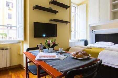 Small apartment in city centre - Roma