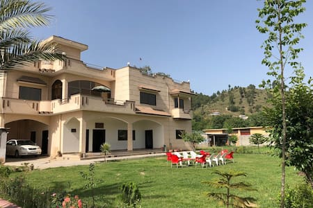 Stunning Farmhouse in Mansehra