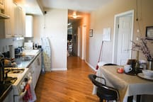 Artistic and spacious duplex unit with parking