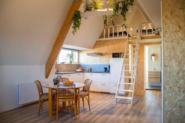 """Comfortabel appartement """"Op Moer"""""""