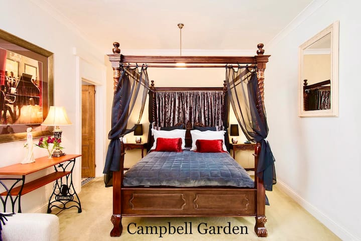 Campbell Garden Guest Room NO Breakfast