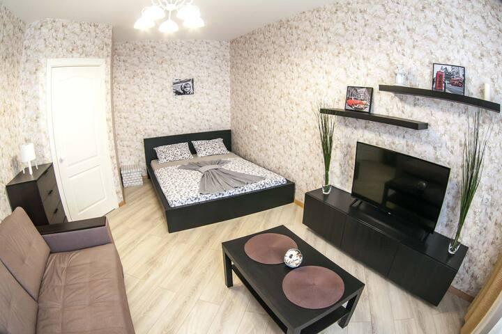 APT52 apartment б. Южный, д. 6