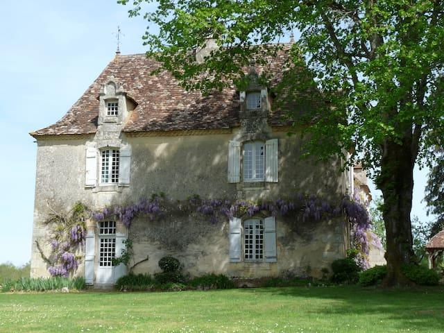 Le Pavillon des Bigayres - Liorac-sur-Louyre - House