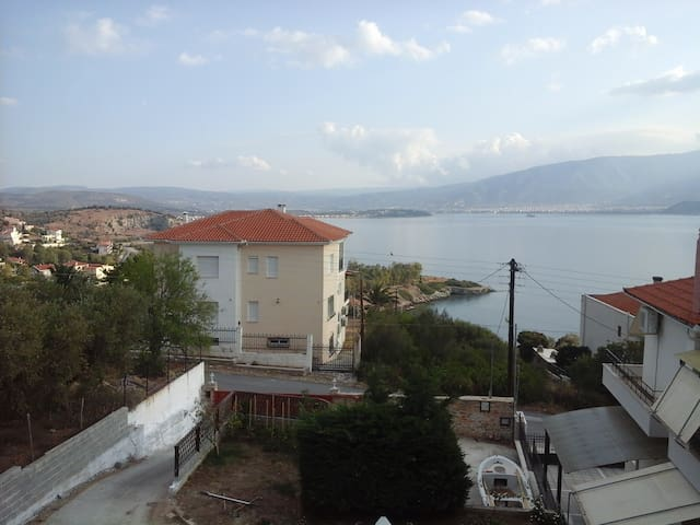 Agios Stefanos  Sea View  Apartment