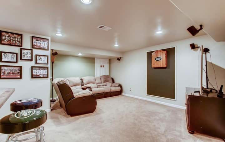 Home-Away Basement