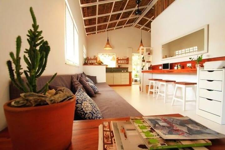 Muita Paz. Guest House. Triple Room