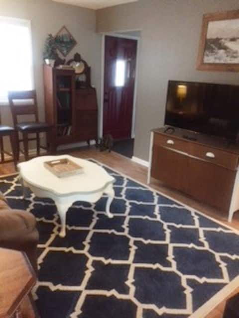 Family and Pet Friendly Champlin Home