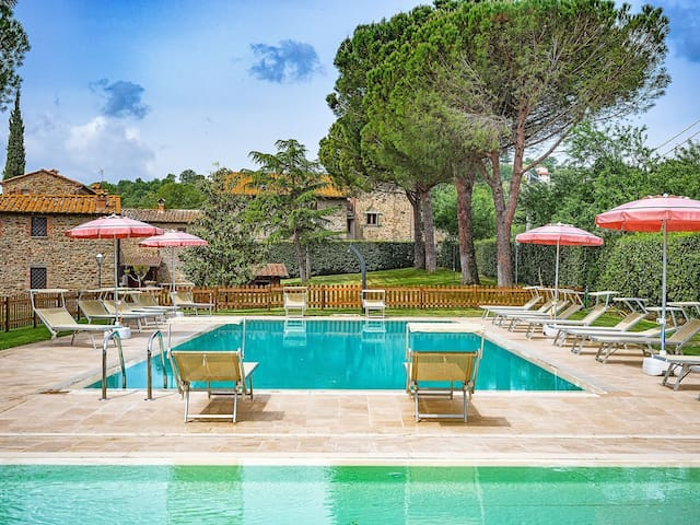 Rosa - Vacation Rental in Umbria