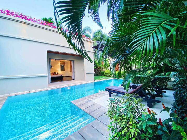 Perfect 2BR Family Pool Villa Bangtao beach1