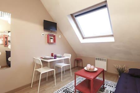 Studio Cergy-Pontoise (Eragny) - Cergy
